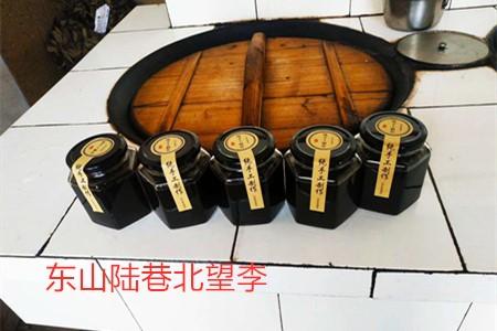 苏州东山枇杷膏图片